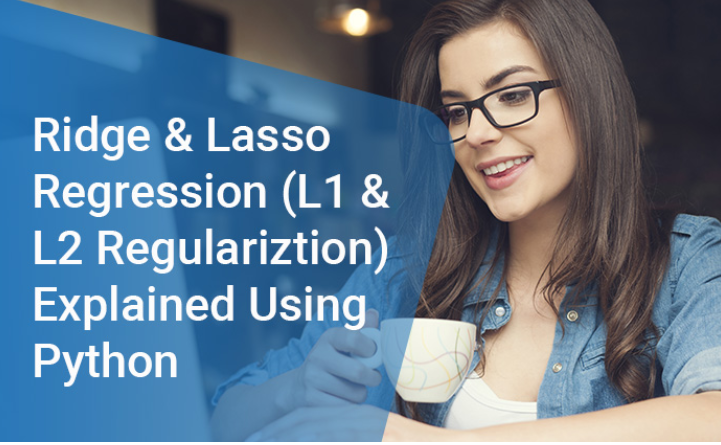 Ridge and Lasso Regression (L1 and L2 regularization) Explained Using Python